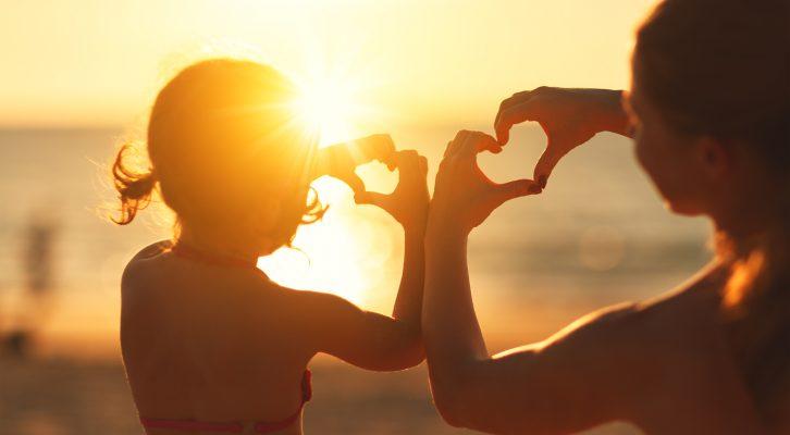 Möt sommaren 2018 med kärlek till dig själv