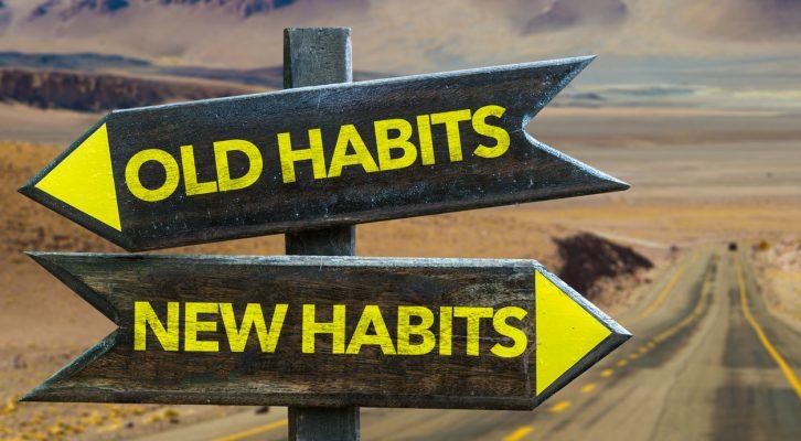 Nya vanor? Det kan du förvänta dig när du ändrar din livsstil