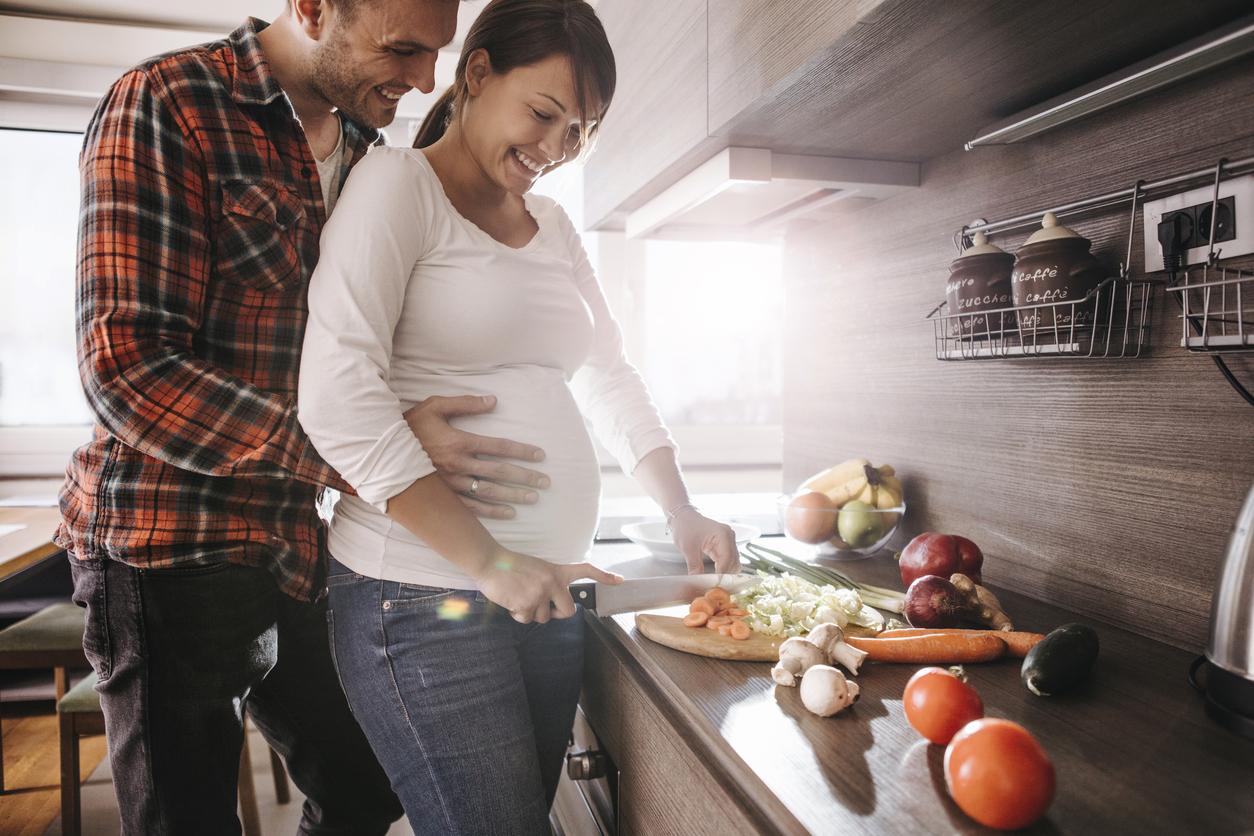 mat man inte ska äta som gravid