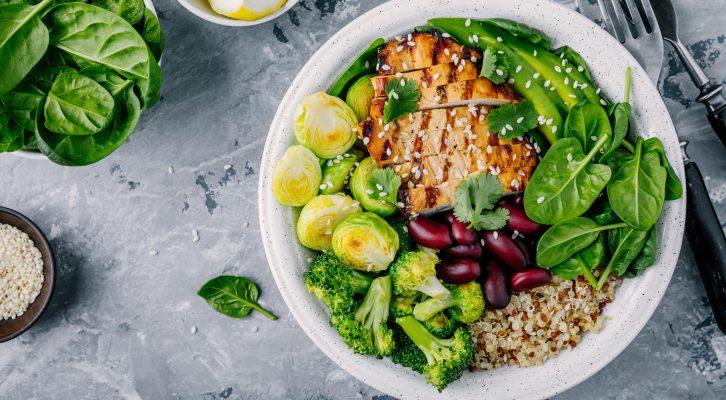 Hur varierat behöver man äta?