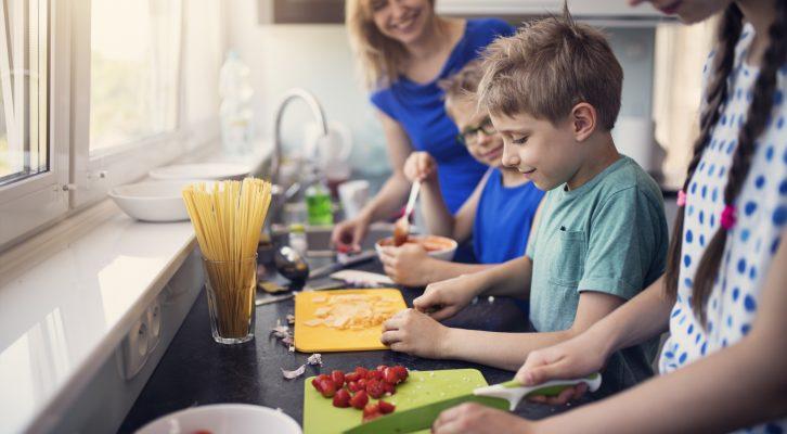 Så får du med hela familjen på de nya matvanorna