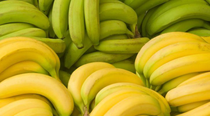 Resistent stärkelse – gröna bananer istället för gula