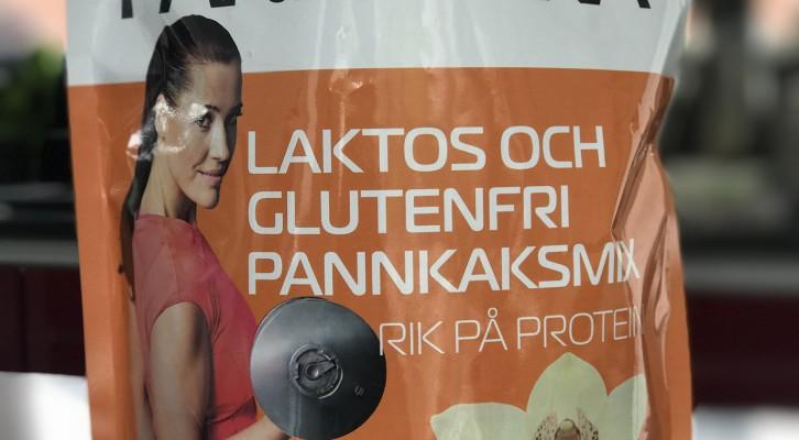 Olgas nya pannkaksmix – innehåll och serveringsförslag