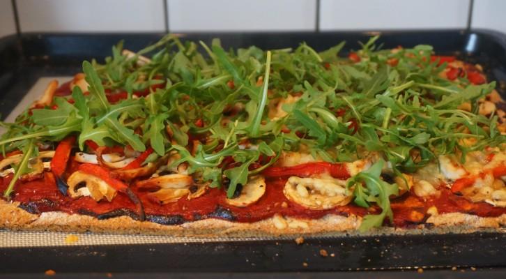 Så gör du pizzan näringsrik – dietistens bästa recept!