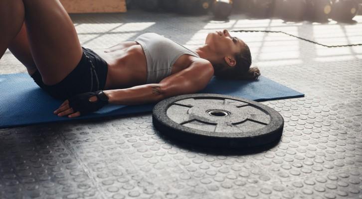 Ska du träna när du är sjuk?