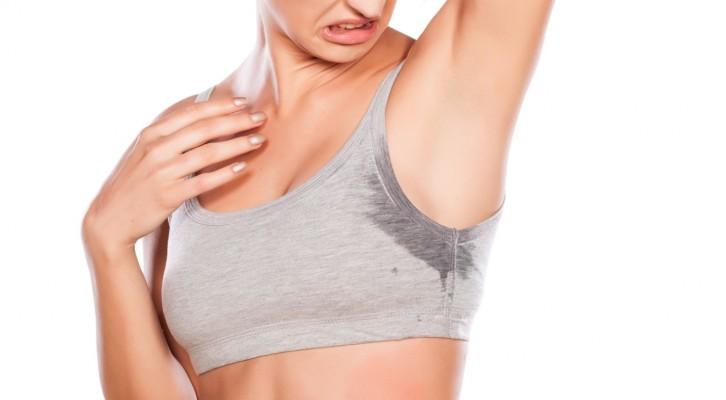 Olika skäl till att du svettas (och det luktar illa)