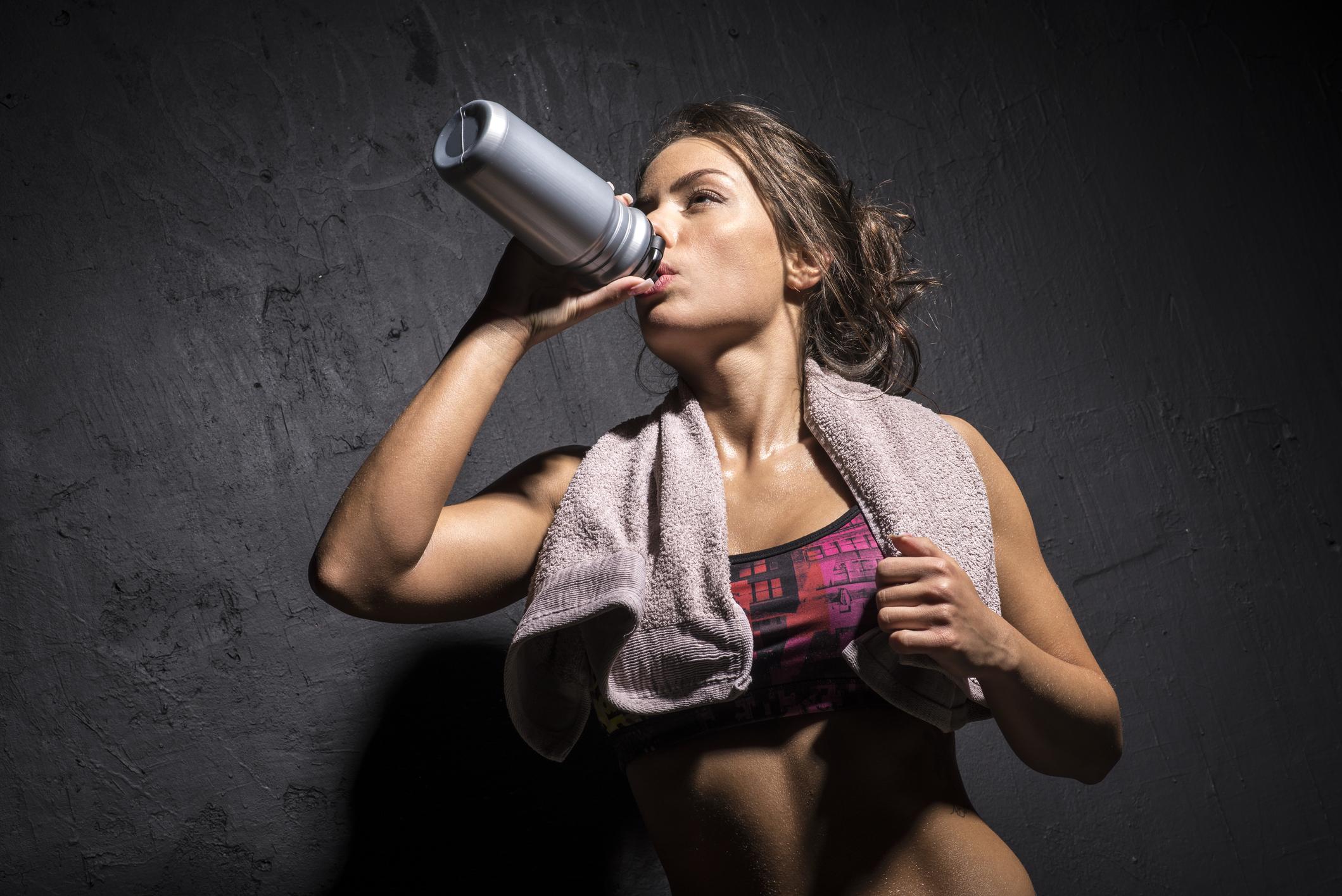 träning underhudsfett