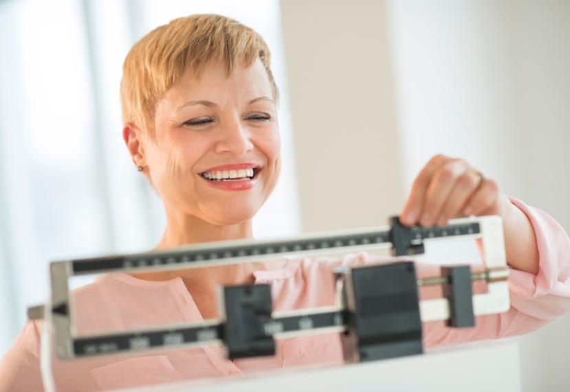 weightloss lady start