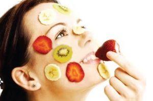 Manfaat facial-facial buah-buahan