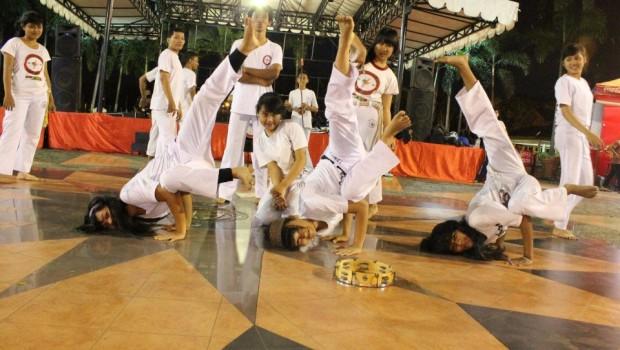 manfaat olahraga capoeira