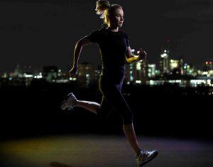 olahraga malam hari