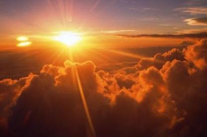 manfaat cahaya matahari