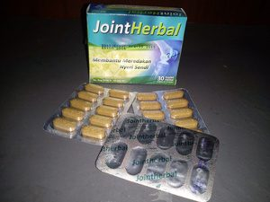 manfaat joint herbal