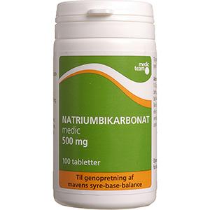 manfaat natrium bikarbonat