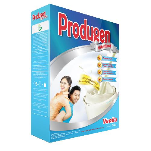 Manfaat susu produgen