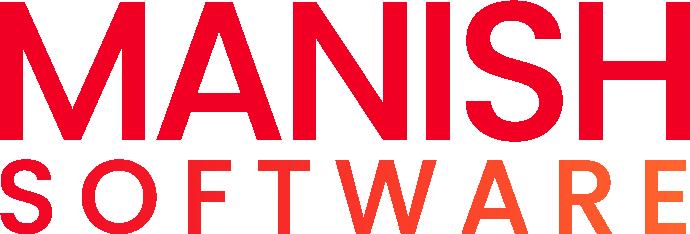 manish software logo