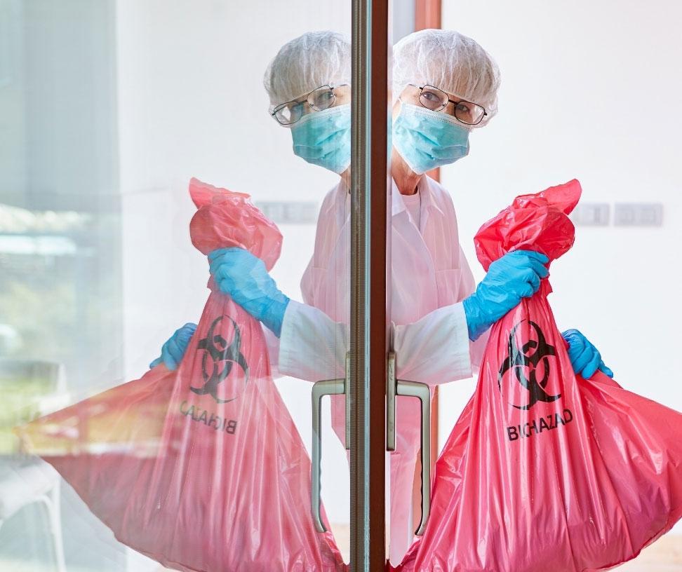 H13 higienos pažymėjimas – medicinines atliekas tvarkantiems darbuotojams