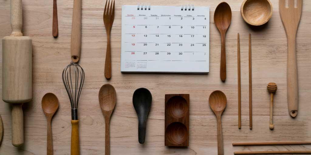 Higiena darbui su maistu