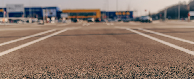 Caring for Parking Lots During Freeze-Thaw Conditions