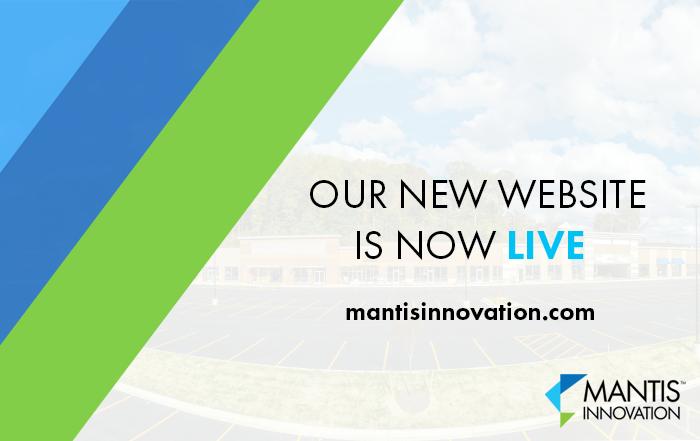 Mantis Innovation Announces Brand Evolution, New Website