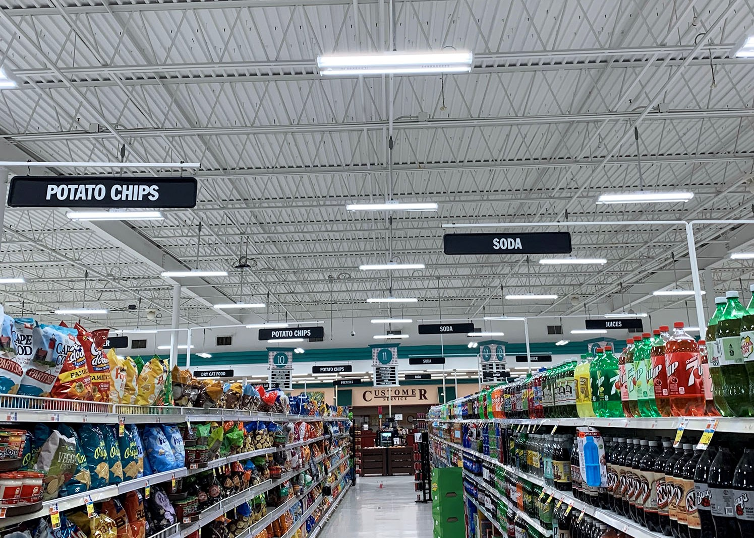 Price Chopper/Market 32 efficiency solutions project for the grocery sector