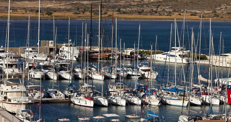 Alaçatı Marina