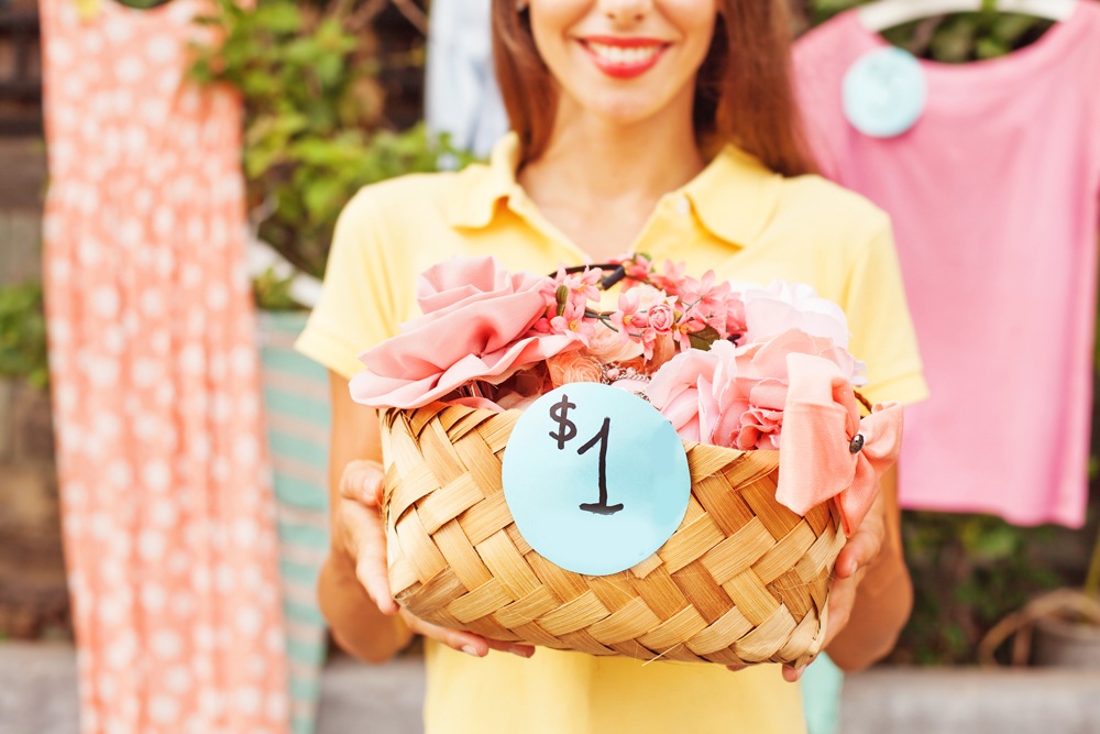 Tips and Tricks to Make a 2018 Garage Sale Successful