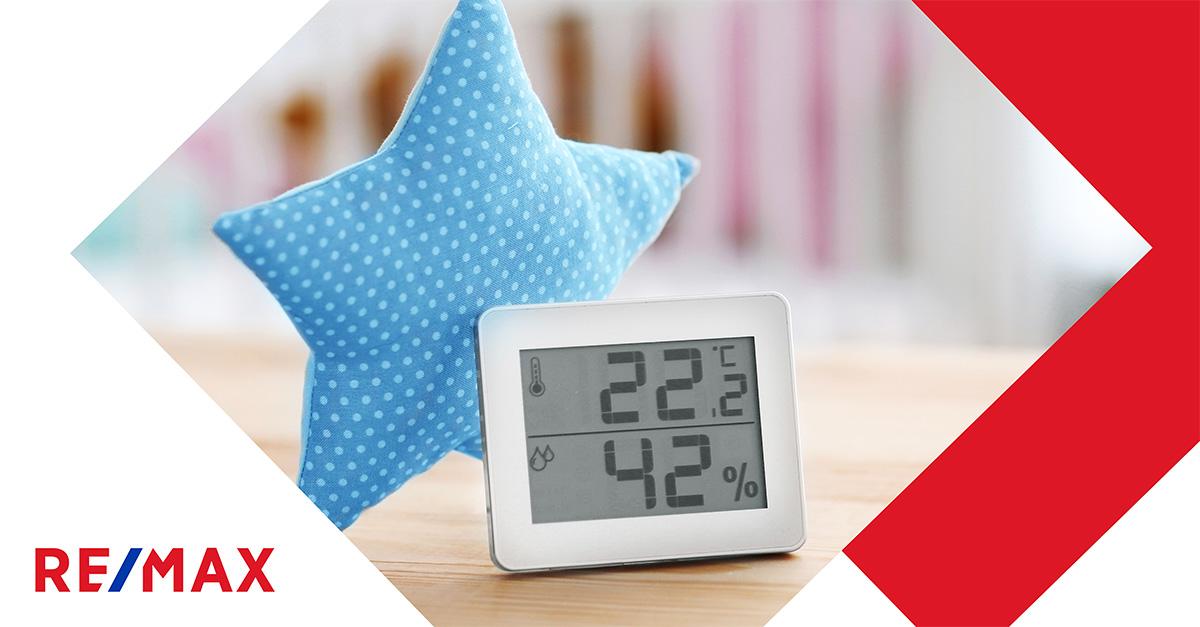 Un taux d'humidité équilibré pour un confort optimal