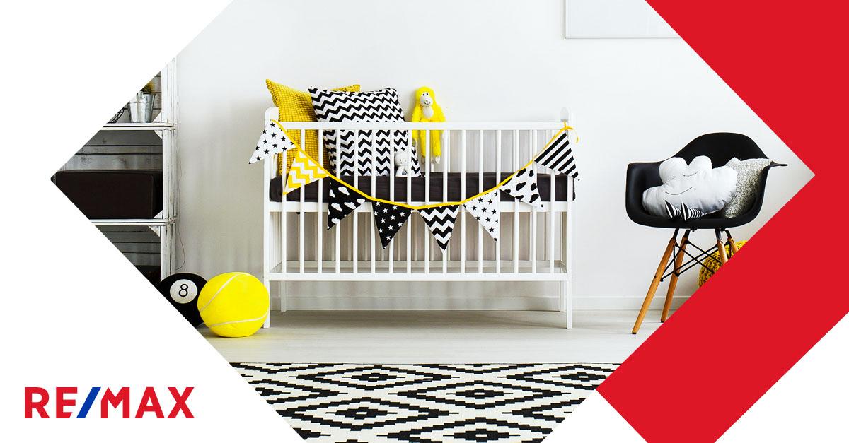 Conseils déco sensés pour la chambre de bébé