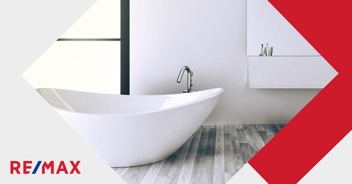 Six tendances déco pourla salle de bain