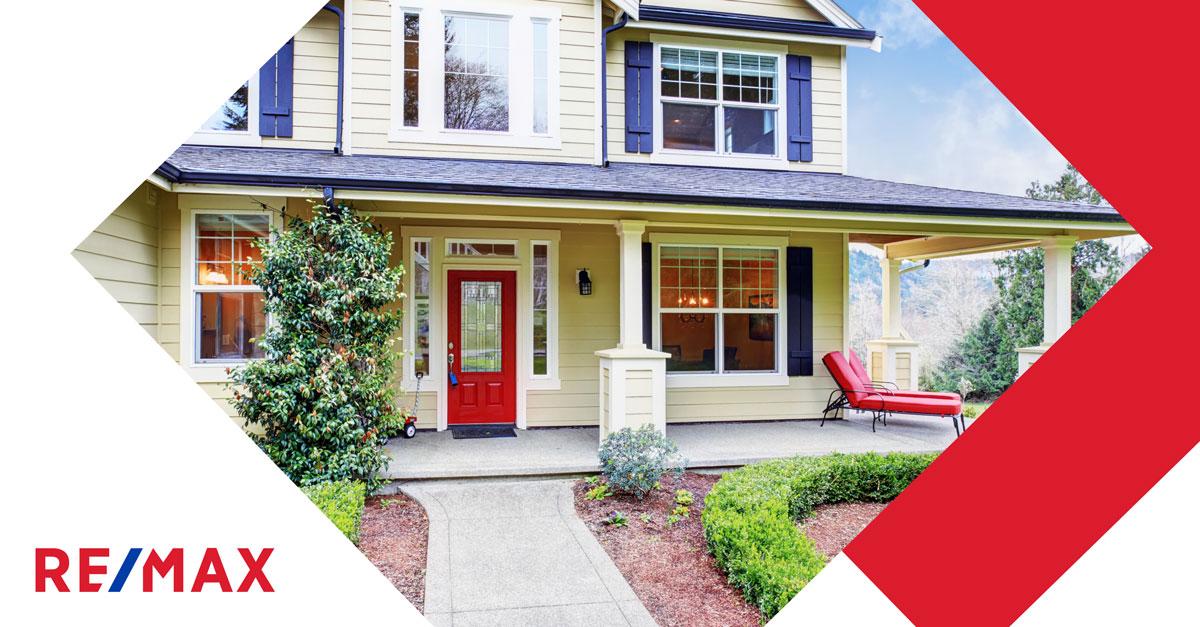 Votre maison ne se vend pas? Essayez nos idées de curb appeal!
