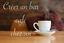 Créer son espace pour pause café, thé ou apéro
