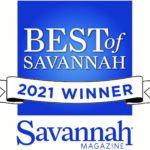 Best of Savannah 2021 award winner