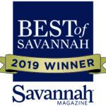 Best of Savannah 2019 award winner