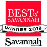 Best of Savannah 2018 award winner