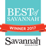 Best of Savannah 2017 award winner