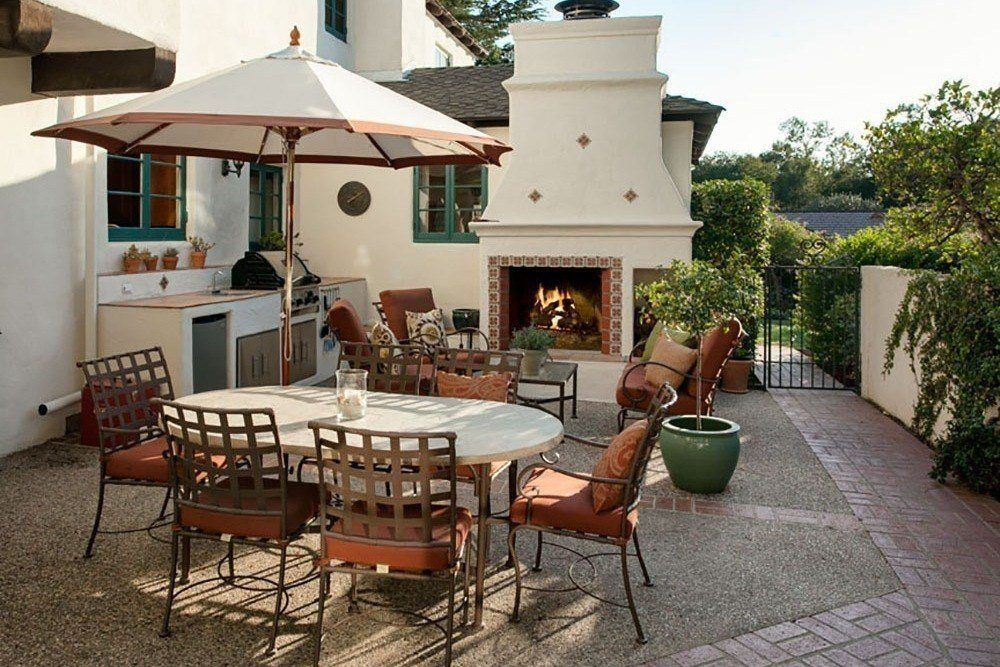 Patio Fit for Entertaining