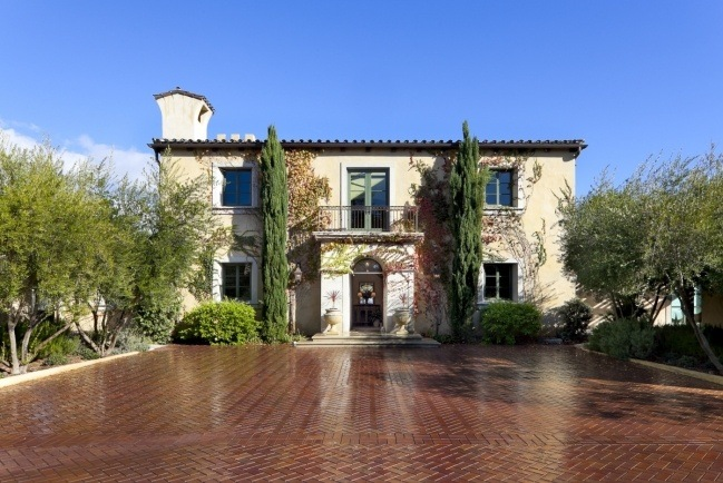 Beautiful ... Crestview Lane Was Featured Today On The Berkshire Hathaway  HomesServices CA Blog Site. Check It Out Along With 13 Other Mediterranean  Style  Homes That ...
