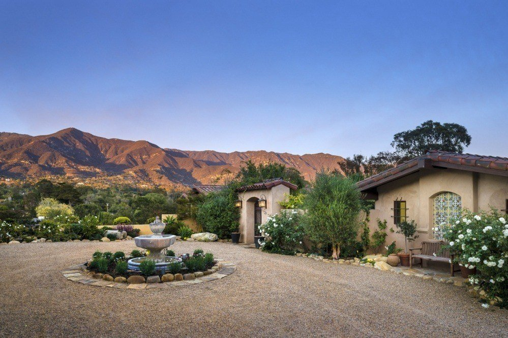 Montecito Mountain Views