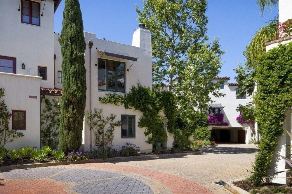 Santa Barbara Funk Zone Condo. View Gallery ... & 218 Santa Barbara St Unit D | Montecito u0026 Santa Barbara Luxury Real ...