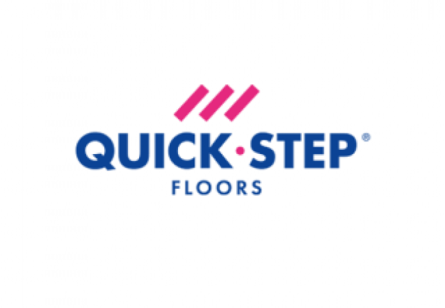 Quick step logo