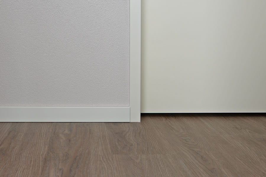 Zeil laminaat unique elegant zeil vloer houtlook badkamermeubels