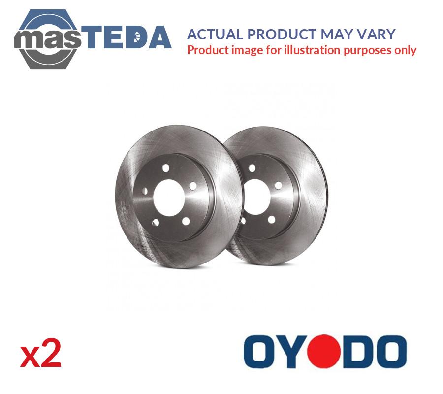 Genuine OE Quality Comline Vented Front Brake Discs /& Pad Set