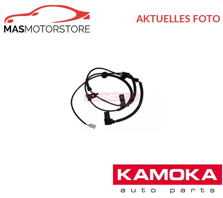 KAMOKA ABS Sensor Raddrehzahl 1060244 für KIA SORENTO JC rechts hinten 1 CRDi