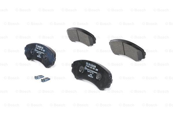 Bosch 0 986 494 709 Brake Pads Set