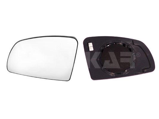 Alkar 6471752 Spiegelglas Au/ßenspiegel