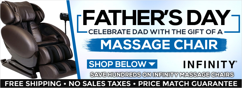Infinity Massage Chairs Father's Day Sale