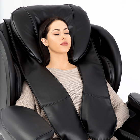 Apex AP-Pro Regent Massage Chair Black Model 2