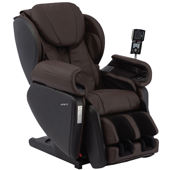 Apex AP-Pro Regent Massage Chair Espresso