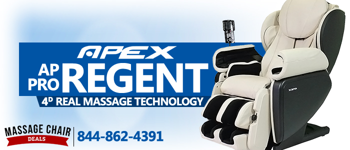 Apex AP Pro Regent Massage Chair header